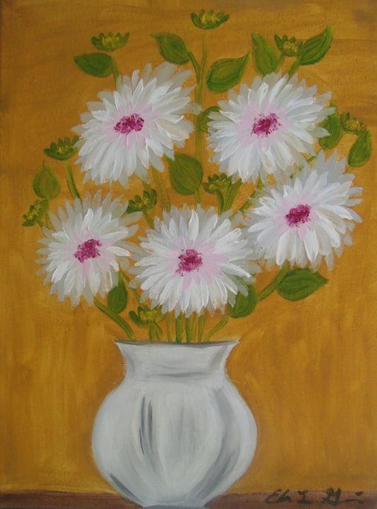 Daisies - Edna Garcia