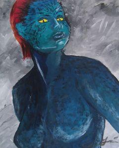 Mystique - Edna Garcia