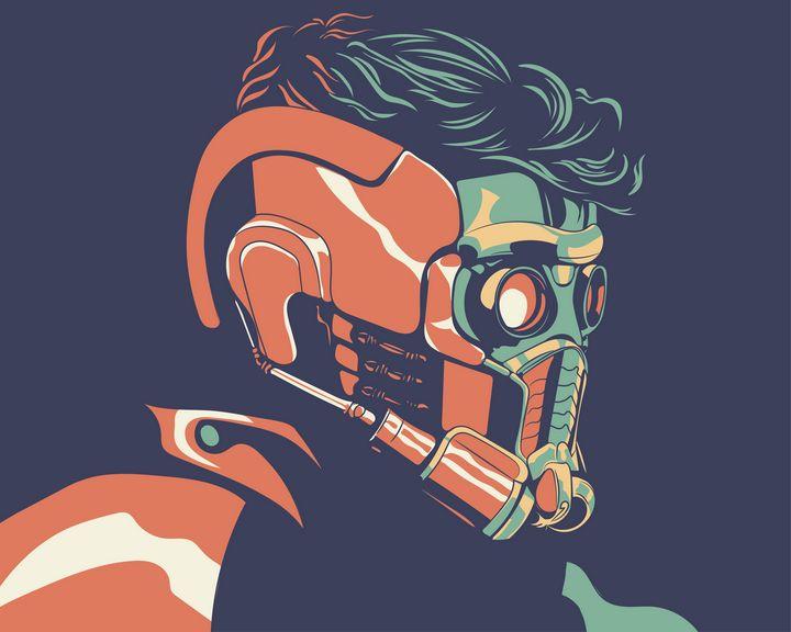 Star-lord - Caylar Design