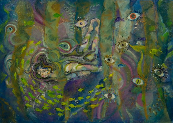 Lila the naiad - The House by the Swamp