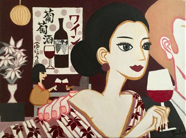 Import - Yuka Takahashi