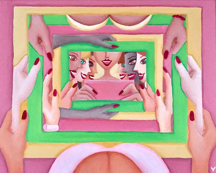 Pink paper - Yuka Takahashi