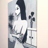 Original Acrylic Paint by YUKA.
