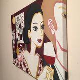 Original painting by Yuka Takahashi