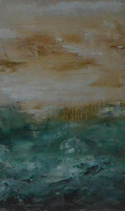 landscape 3 - Natalia Esanu   NEsanu