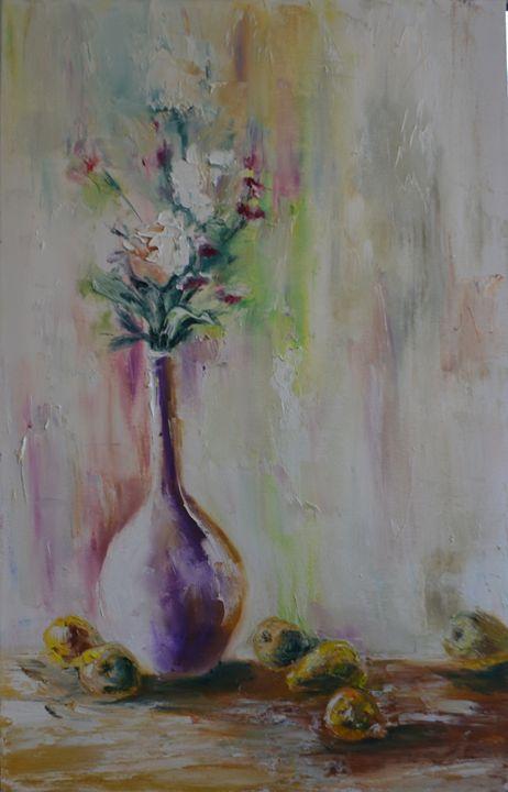 still life - Natalia Esanu   NEsanu