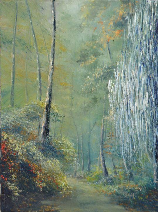 landscape 2 - Natalia Esanu   NEsanu