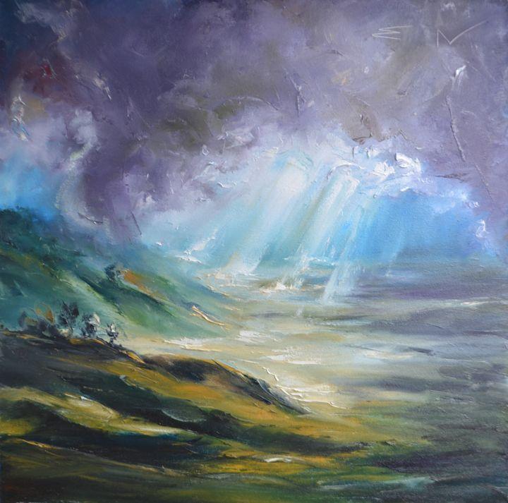 landscape 11 - Natalia Esanu   NEsanu
