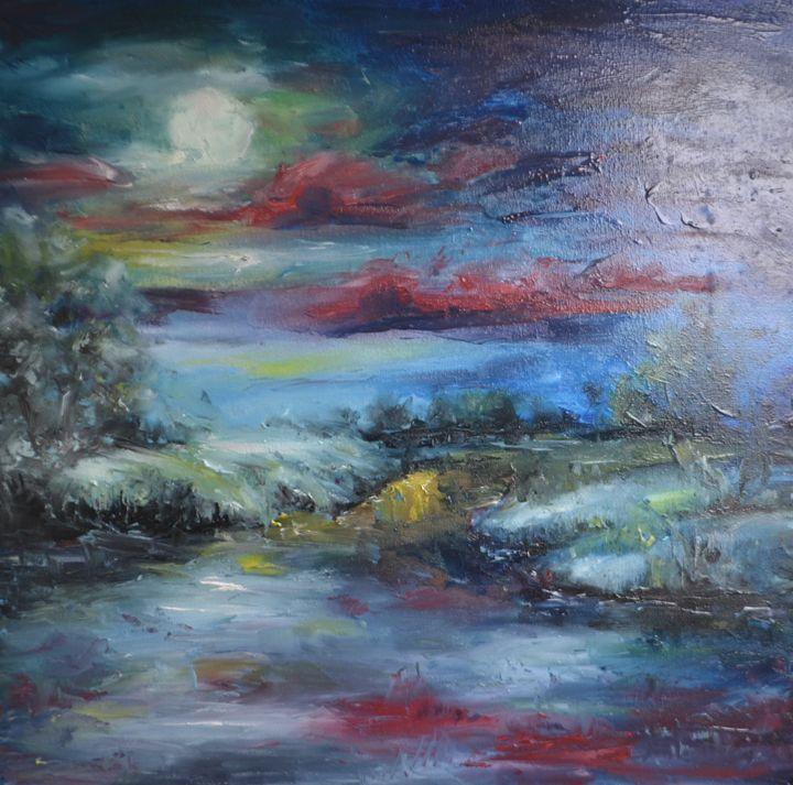 landscape 15 - Natalia Esanu   NEsanu