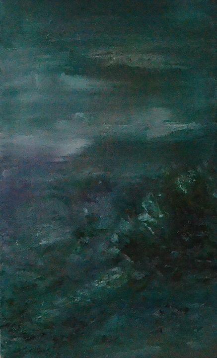 landscape 5 - Natalia Esanu   NEsanu
