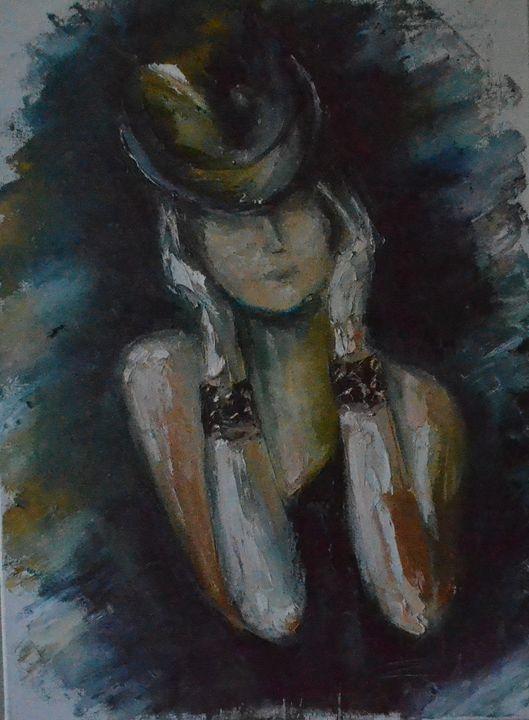 MODERN GIRLIE - Natalia Esanu   NEsanu