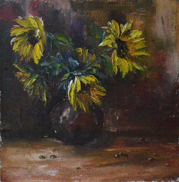 Sunflower - Natalia Esanu   NEsanu