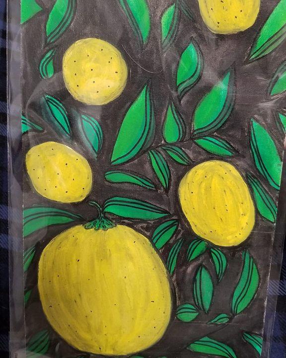 Little Lemons - Meddler's Spy Glass