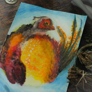 Chunky Pheasant