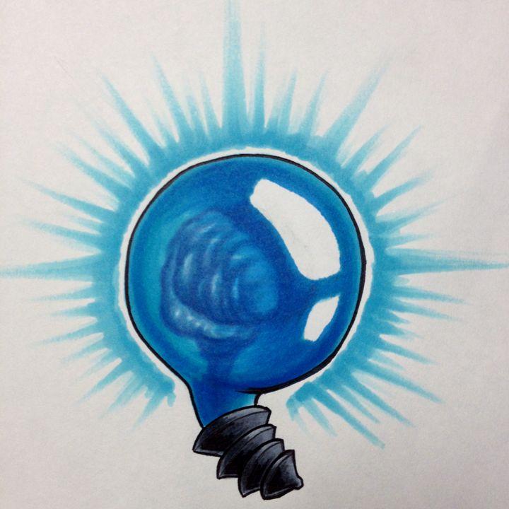 Brainpower - Chris Jenkins Illustrations