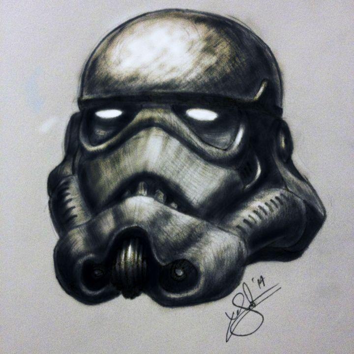 The Trooper - Chris Jenkins Illustrations