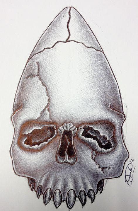 The Conehead - Chris Jenkins Illustrations