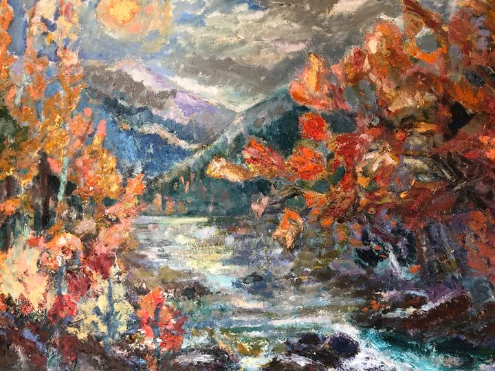 Fall in mountains - The untitled and unknown
