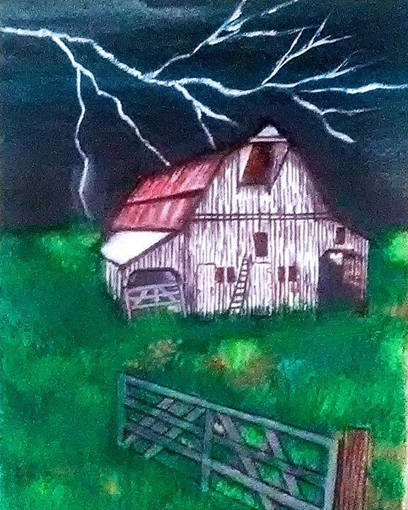 The Old Barn - Gaylynns Art