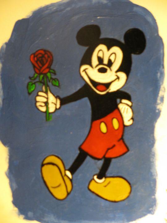 Mickey - Gaylynns Art