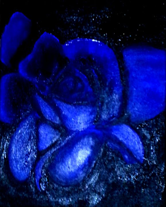 Blue Rose - Art Of The Eye