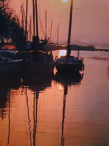 Boat mooring - Tony mc