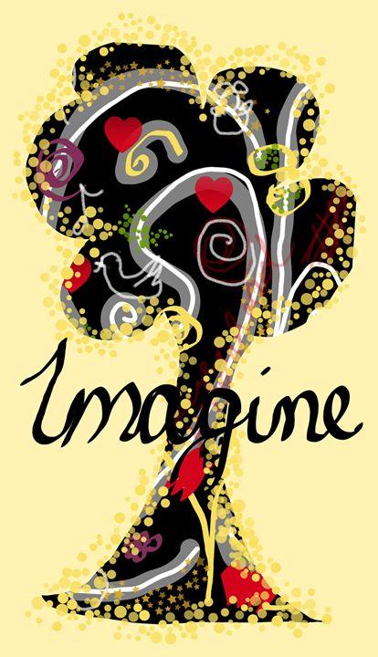 Imagine Tree - Sue Whitehead Arts