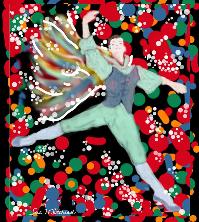 Ballet Fantasy - Sue Whitehead Arts