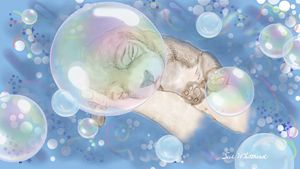 In Loving Hands - Sue Whitehead Arts