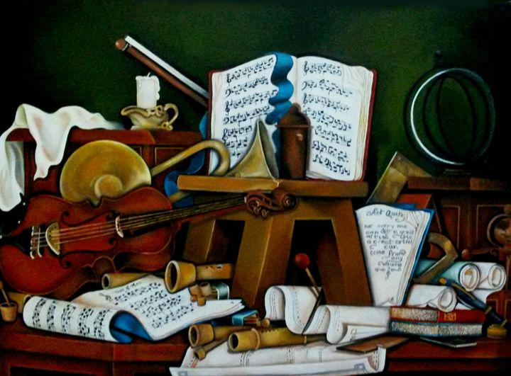 Tools of music - Andre Silvera