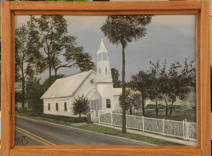Georgianna Church - WSanders Gallery