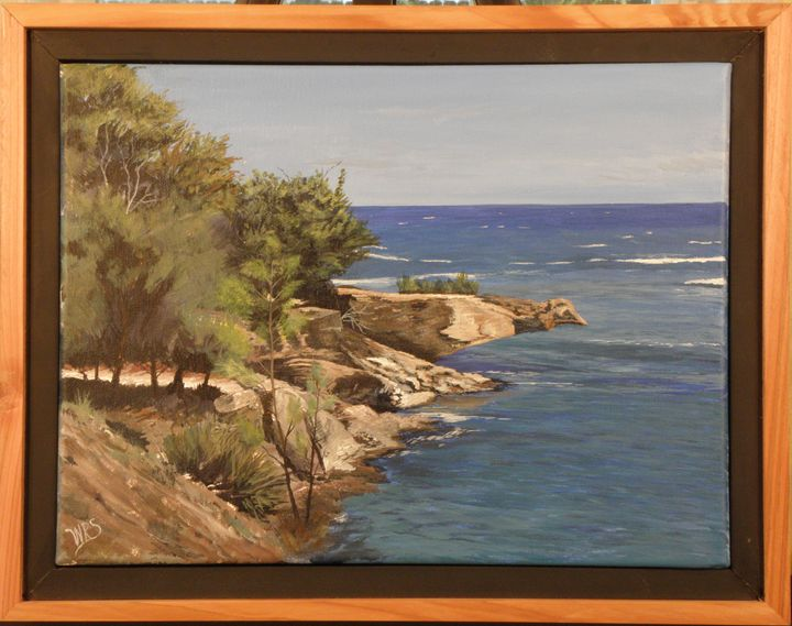 Kauai Cliffs - WSanders Gallery