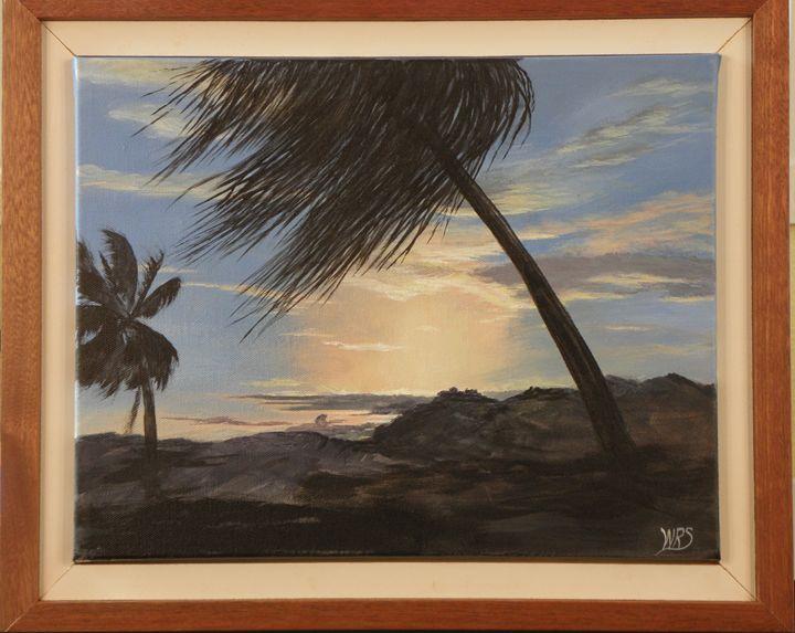 Kauai Evening - WSanders Gallery