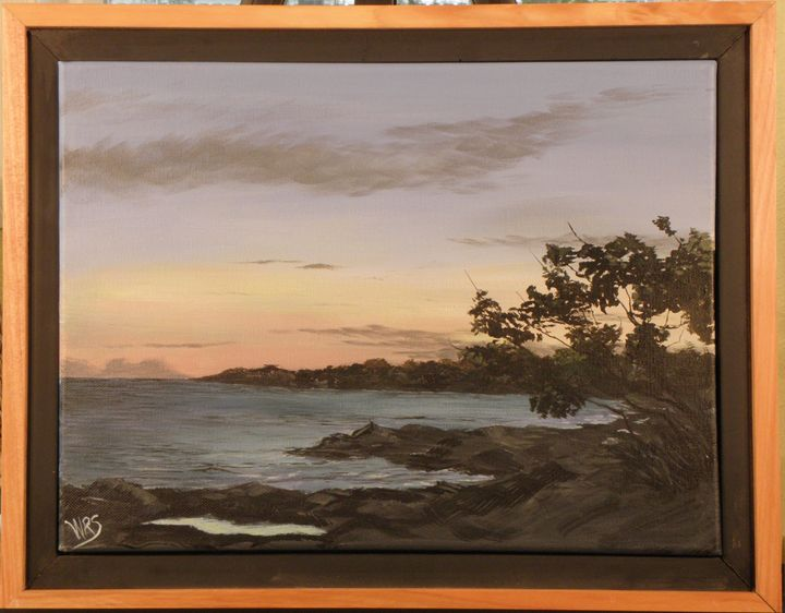 Kauai Sunset - WSanders Gallery