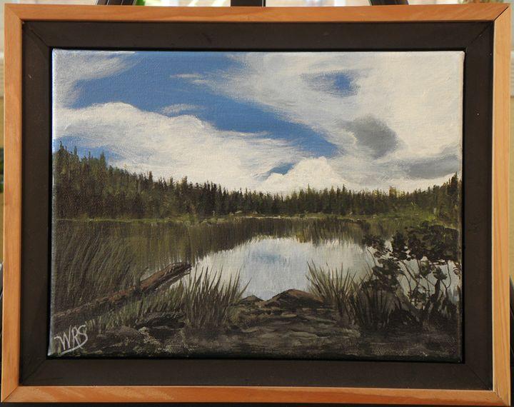 Battleground Lake Vista - WSanders Gallery