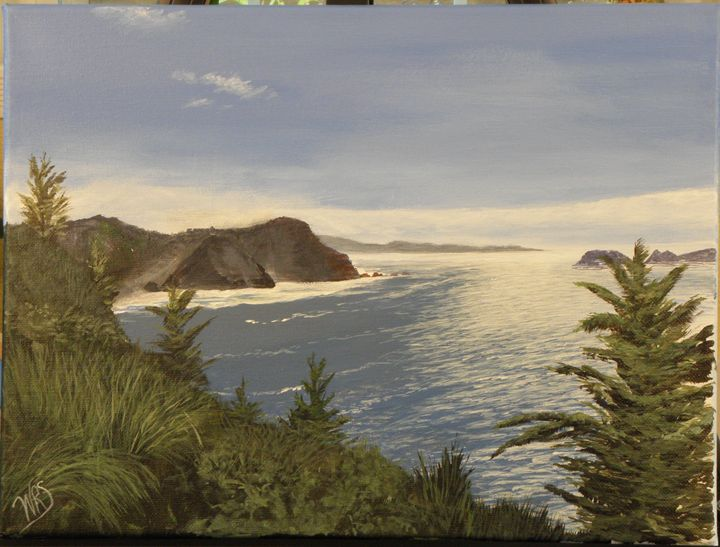 NW Coastal Mountains - WSanders Gallery