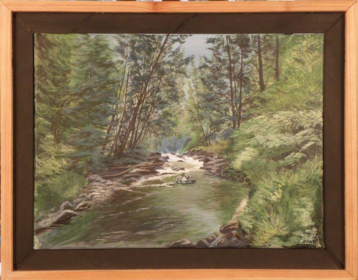 Winston Creek - WSanders Gallery