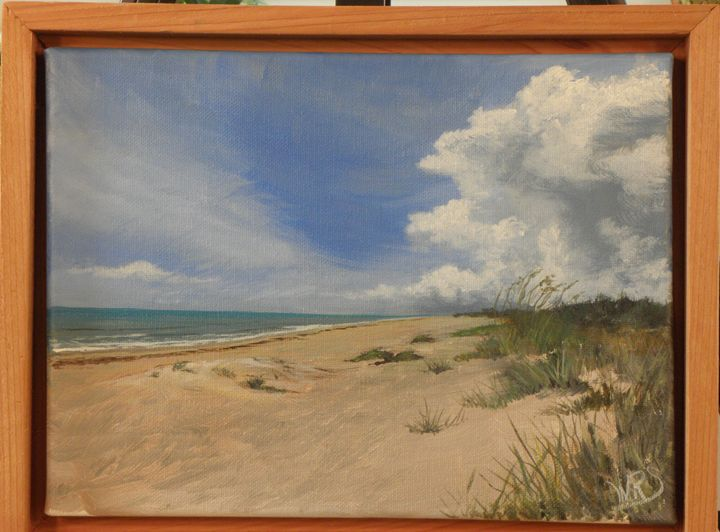 Cocoa Beach South - WSanders Gallery