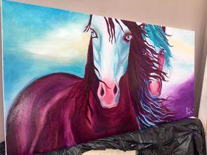 Medicine horses