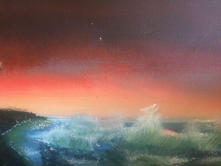 Angree Sea - Father and Son Studio