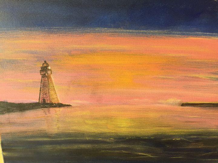 Buffalo Lighthouse - Father and Son Studio