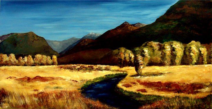 Bull River Montana - CJ Kovalchuk