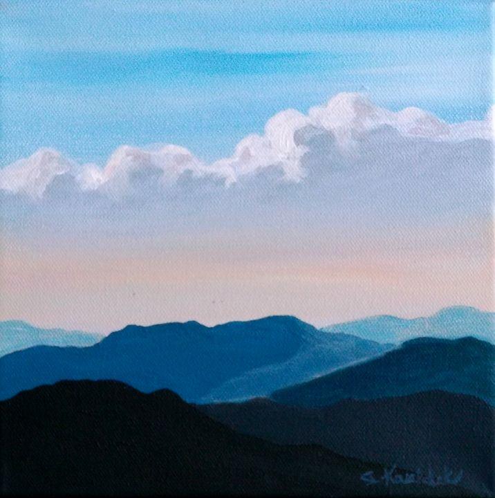 Cloud Dreams - CJ Kovalchuk