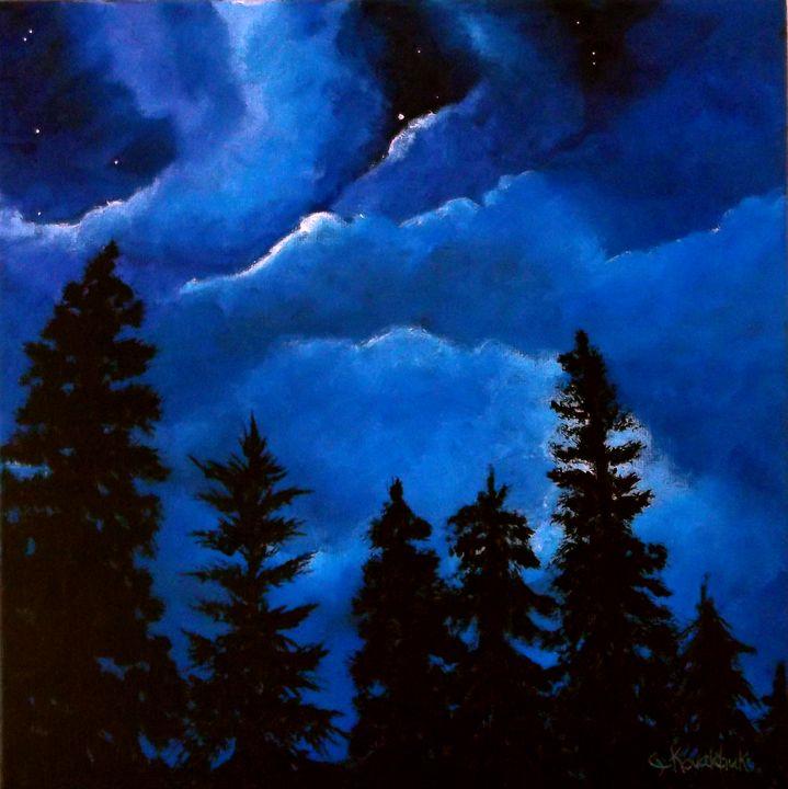Evening III - CJ Kovalchuk