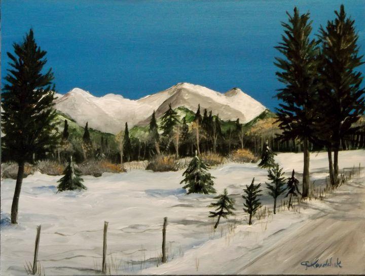 Spring Creek Road - CJ Kovalchuk