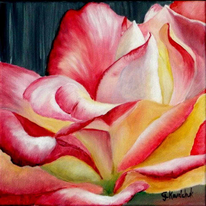 Nan's Rose - CJ Kovalchuk