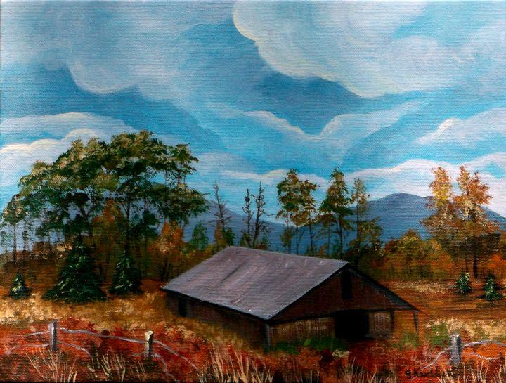 Dreaming of Horses - CJ Kovalchuk