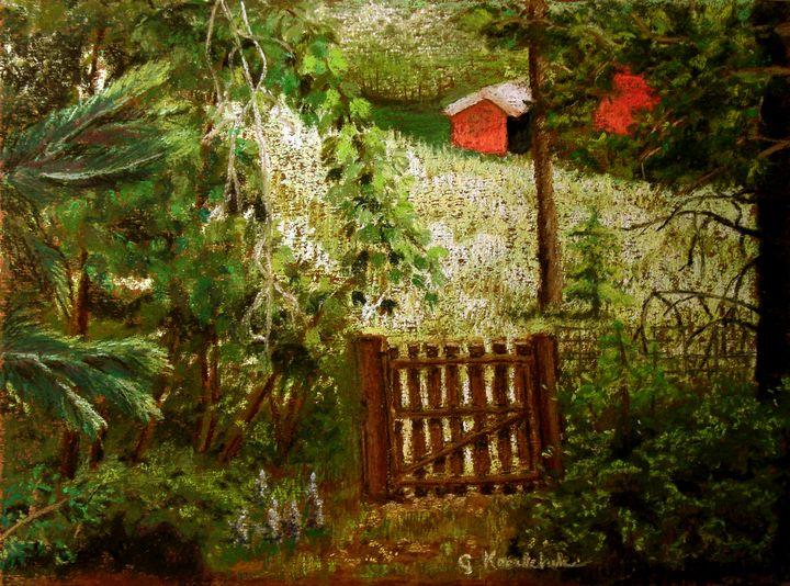 The Garden Gate - CJ Kovalchuk