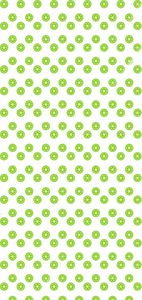 Kiwi slice pattern