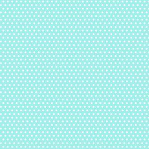 Luminous blue background with white